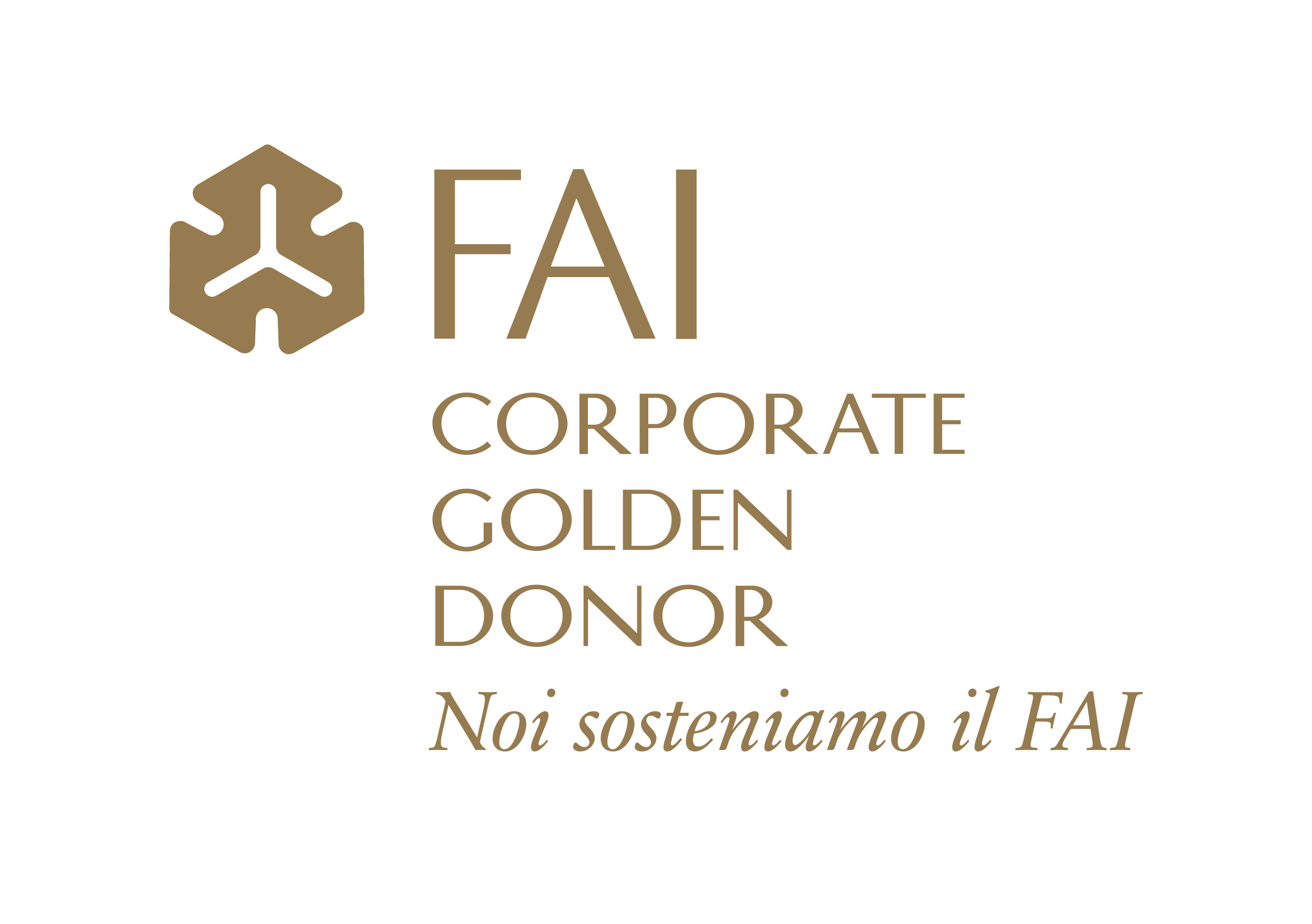 FAI Equita Corporate Golden Donor